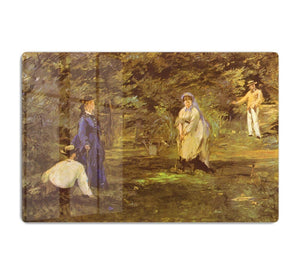 Croquet Party by Manet HD Metal Print