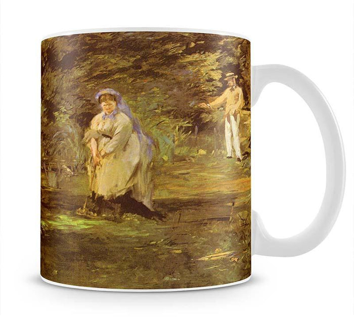 Croquet Party by Manet Mug
