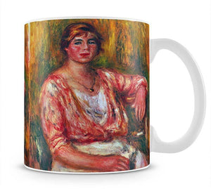 Dairymaid by Renoir Mug - Canvas Art Rocks - 1