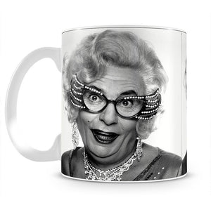 Dame Edna Everage Mug - Canvas Art Rocks - 2