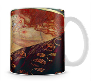 Danae by Klimt Mug - Canvas Art Rocks - 1