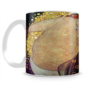 Danae by Klimt Mug - Canvas Art Rocks - 2