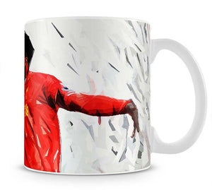 Daniel Sturridge Mug - Canvas Art Rocks - 1