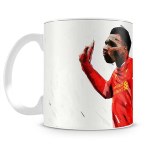 Daniel Sturridge Mug - Canvas Art Rocks - 2