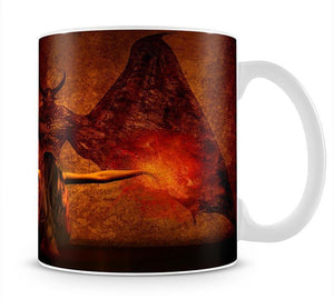 Dark Art Mug - Canvas Art Rocks - 1