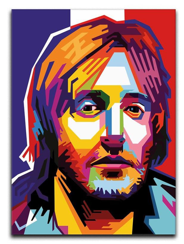 David Guetta Pop Art Canvas Print or Poster