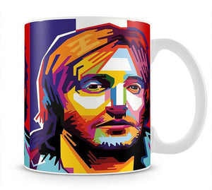 David Guetta Pop Art Mug - Canvas Art Rocks - 1