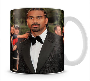 David Haye Mug - Canvas Art Rocks - 1