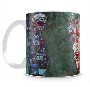 Death and Life by Klimt Mug - Canvas Art Rocks - 2
