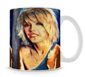 Debbie Harry Blonde Mug - Canvas Art Rocks - 1