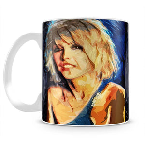 Debbie Harry Blonde Mug - Canvas Art Rocks - 2