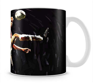 Dennis Bergkamp Mug - Canvas Art Rocks - 1