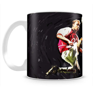 Dennis Bergkamp Mug - Canvas Art Rocks - 2