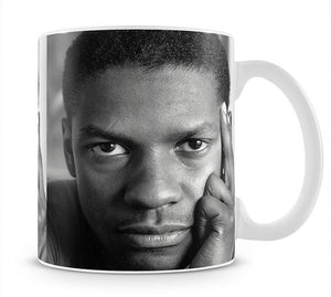 Denzel Washington Mug - Canvas Art Rocks - 1