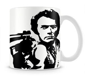 Dirty Harry Mug - Canvas Art Rocks - 1