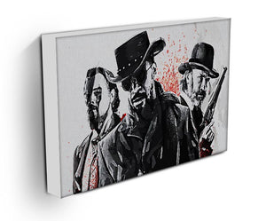 Django Unchained Canvas Print & Poster - US Canvas Art Rocks