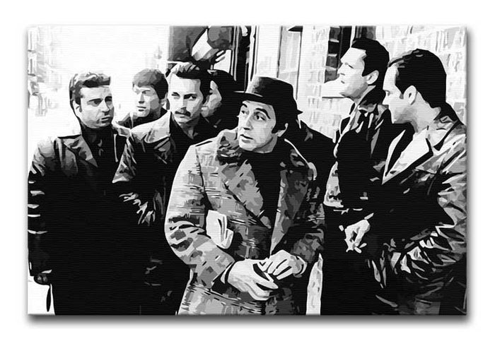 Donnie Brasco Canvas Print or Poster