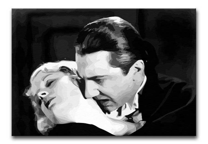 Dracula Canvas Print or Poster