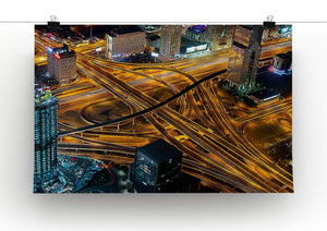 Dubai Print - Canvas Art Rocks - 2