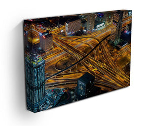 Dubai Print - Canvas Art Rocks - 3
