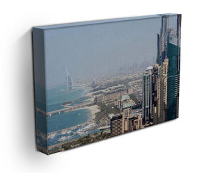 Dubai City Print - Canvas Art Rocks - 3