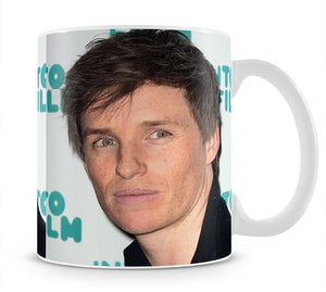 Eddie Redmayne Mug - Canvas Art Rocks - 1