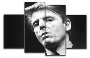 Edward Fox 4 Split Panel Canvas  - Canvas Art Rocks - 1