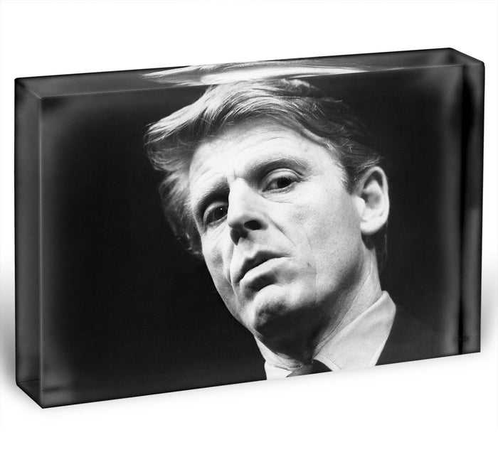 Edward Fox Acrylic Block