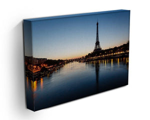 Eiffel Tower and d Canvas Print or Poster - Canvas Art Rocks - 3