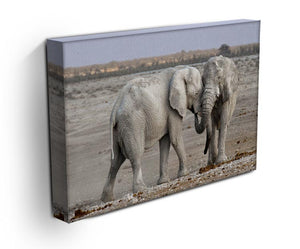 Elephant Print - Canvas Art Rocks - 3