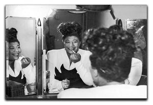 Ella Fitzgerald 2 Canvas Print or Poster - Canvas Art Rocks - 1