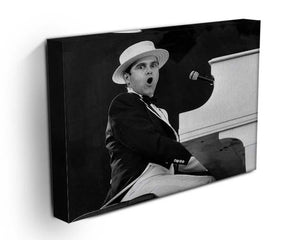 Elton John at the piano Canvas Print or Poster - Canvas Art Rocks - 3