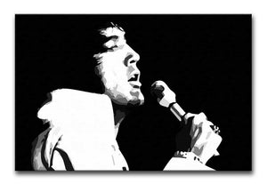 Elvis Presley Print - Canvas Art Rocks - 1
