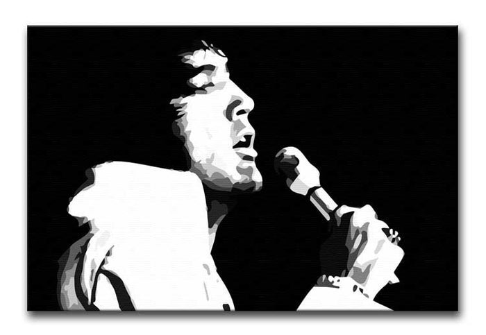 Elvis Presley Canvas Print or Poster