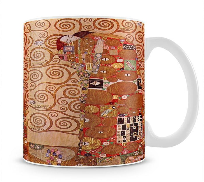 Embrace by Klimt Mug