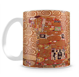 Embrace by Klimt Mug - Canvas Art Rocks - 2