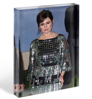 Emily Mortimer Acrylic Block - Canvas Art Rocks - 1