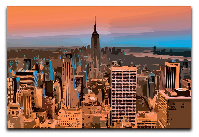 Empire State Building Canvas Print or Poster