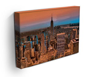 Empire State Building Print - Canvas Art Rocks - 3