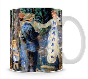 Famille by Renoir Mug - Canvas Art Rocks - 1