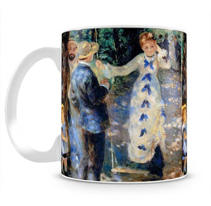 Famille by Renoir Mug - Canvas Art Rocks - 2