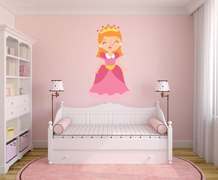 Fantasy Princess Wall Sticker