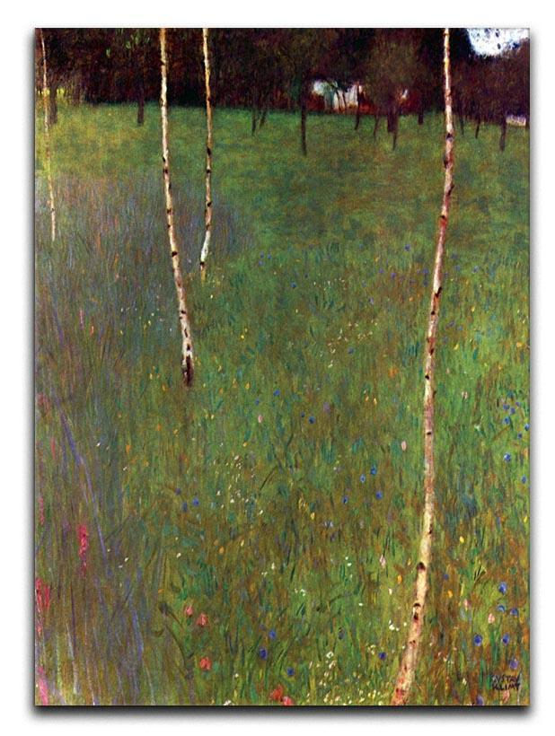 Farmhouse_lg by Klimt Canvas Print or Poster  - Canvas Art Rocks - 1