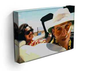 Fear and Loathing in Las Vegas Canvas Print or Poster - Canvas Art Rocks