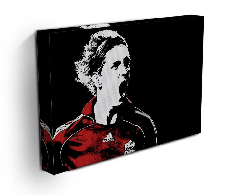 Fernando Torres Print - Canvas Art Rocks - 3