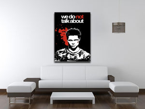 Fight Club We Do Not Canvas Print or Poster - Canvas Art Rocks
