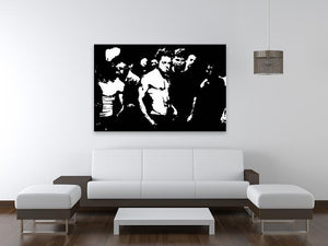 Fight Club Print - Canvas Art Rocks - 4