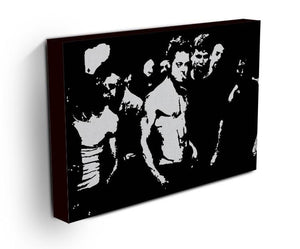 Fight Club Print - Canvas Art Rocks - 2