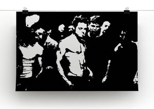 Fight Club Print - Canvas Art Rocks - 3