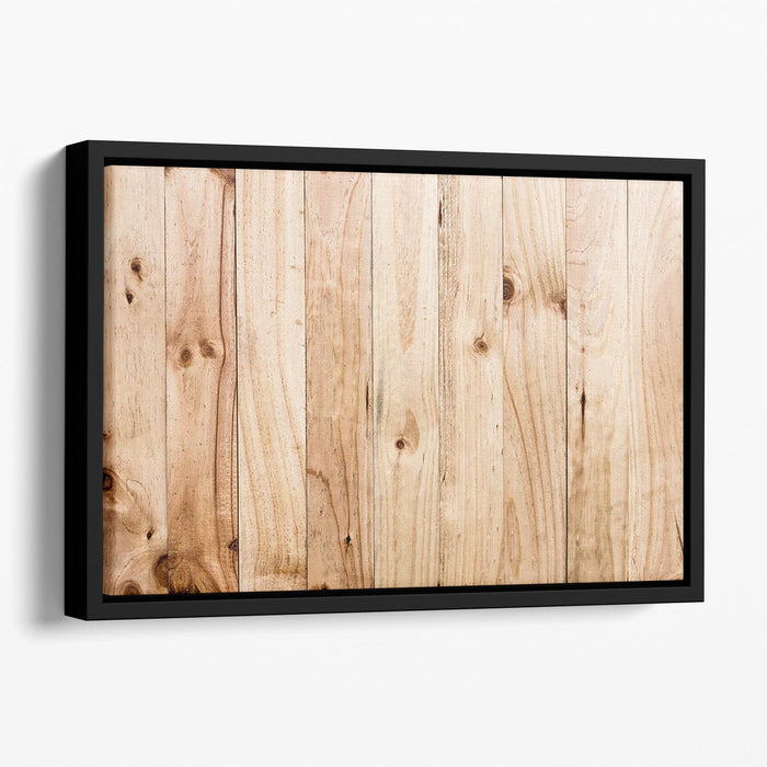 Floor surface Floating Framed Canvas